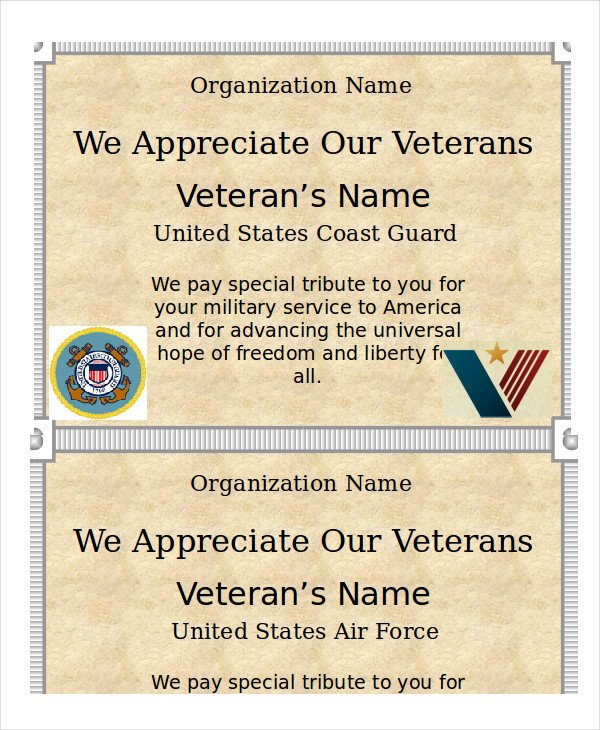 Army Certificate Of Appreciation Certificate Of Appreciation 15 Free Pdf Ppt Documents