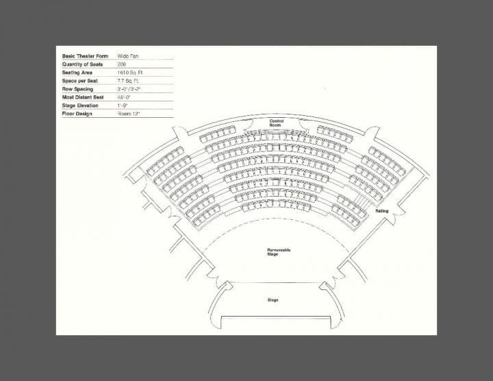Auditorium Seating Chart Template 9 Auditorium Plan Templates to Inspire Your Next Project