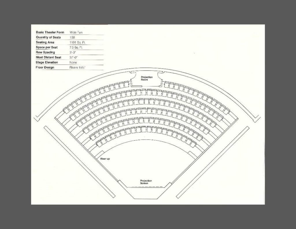 Auditorium Seating Chart Template Auditorium Shapes 5 Templates for Inspiration