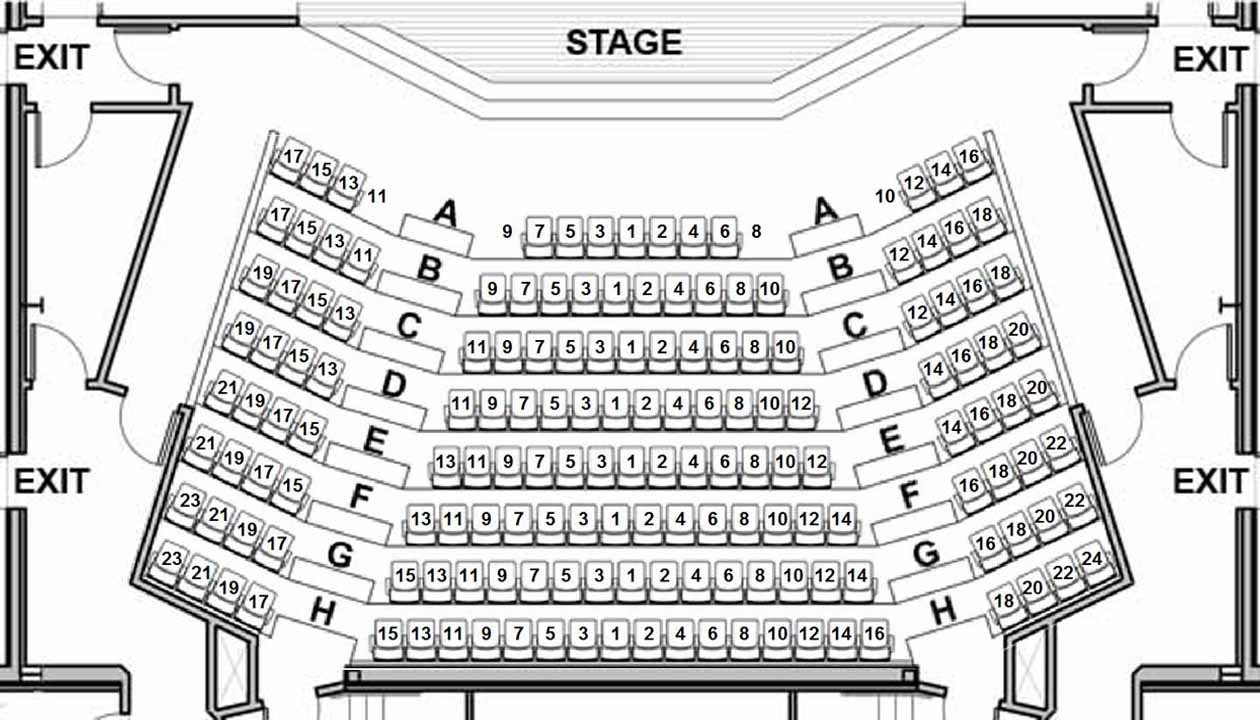 Auditorium Seating Chart Template Chart Template Category Page 84 Efoza