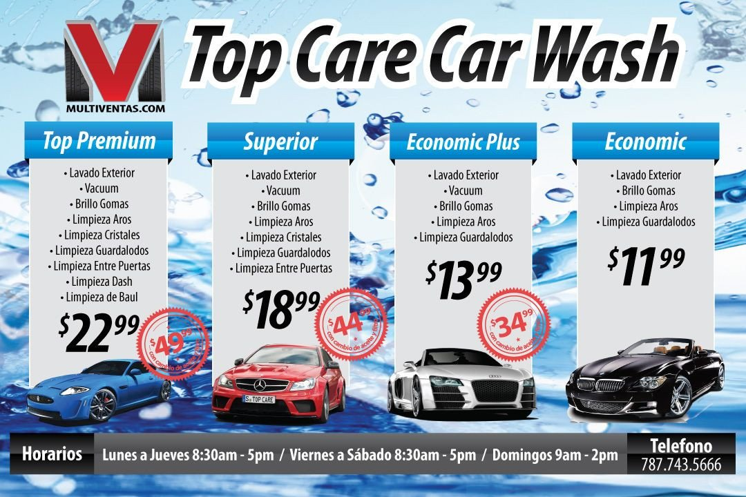 Auto Detailing Flyer Template Car Detail Flyer Template Free Google Search