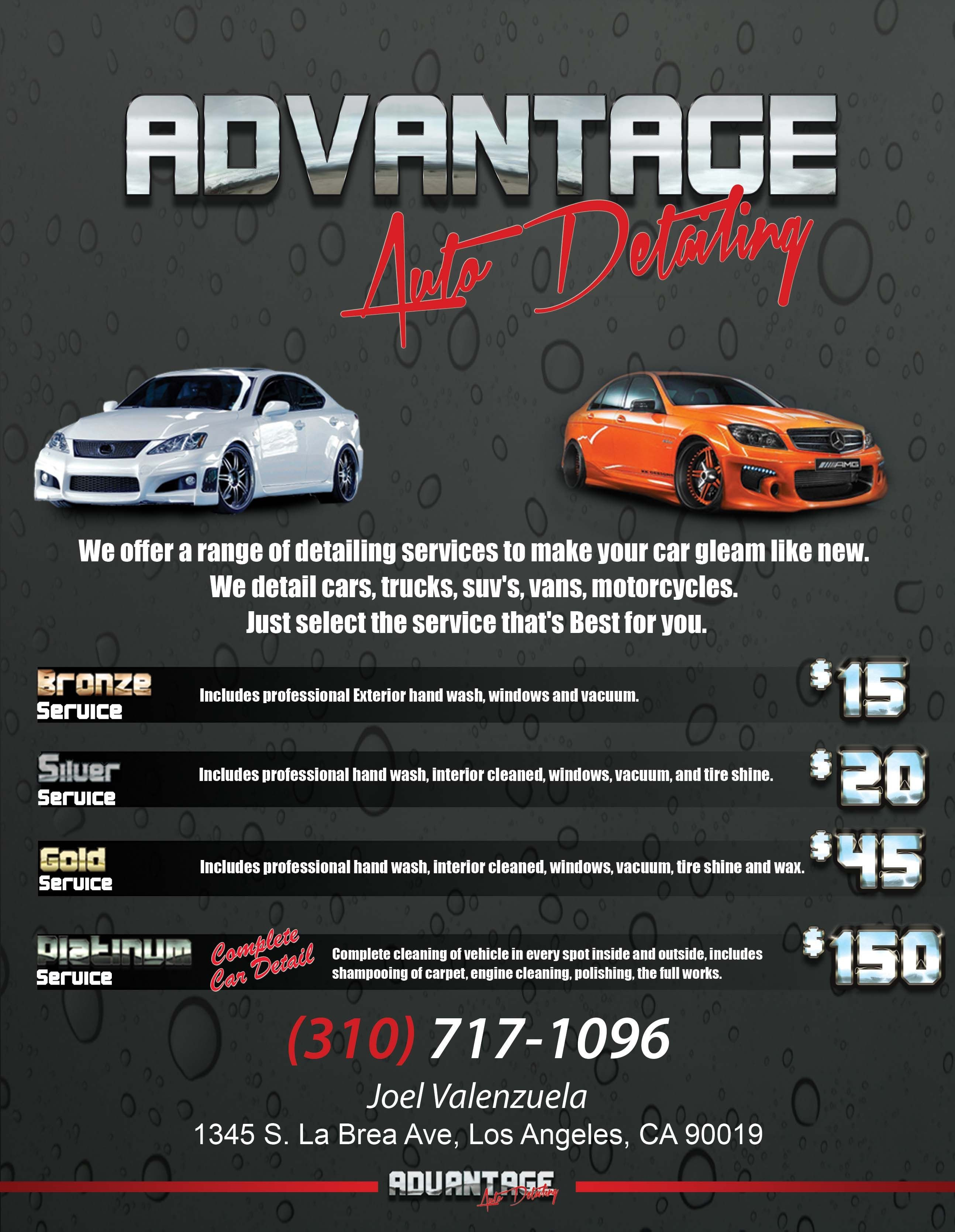 Auto Detailing Flyer Template Image Result for Auto Detailing Flyers Cars