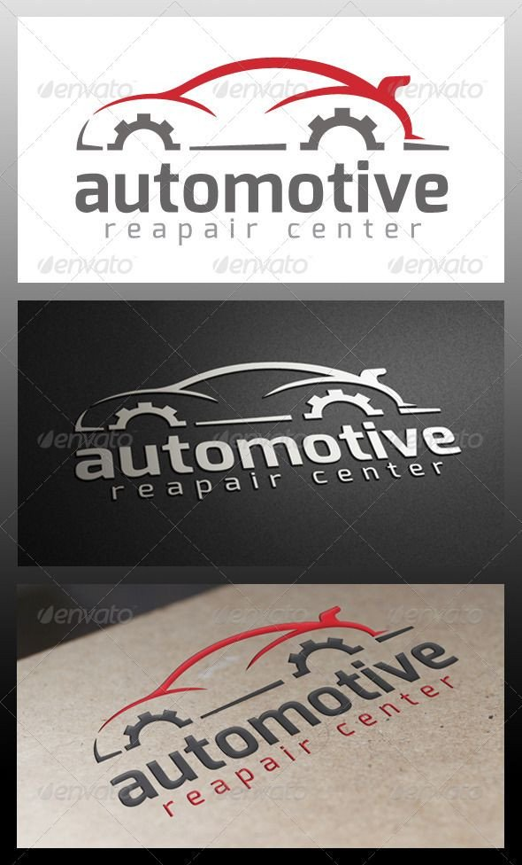 Auto Repair Logo Templates 1000 Images About Logo Auto On Pinterest