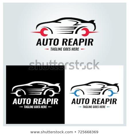 Auto Repair Logo Templates Auto Repair Logo Design Template Vector Stock Vector