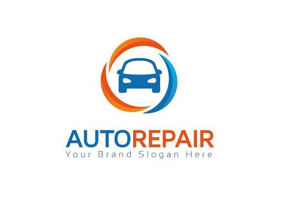 Auto Repair Logo Templates Auto Repair Logo Template Logo Templates On Creative Market