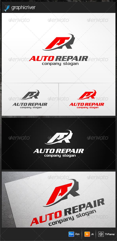 Auto Repair Logo Templates Auto Repair Logo Templates