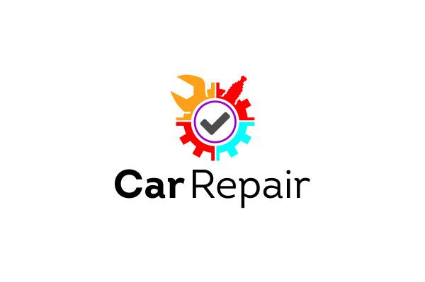 Auto Repair Logo Templates Car Repair Logo Logo Templates On Creative Market