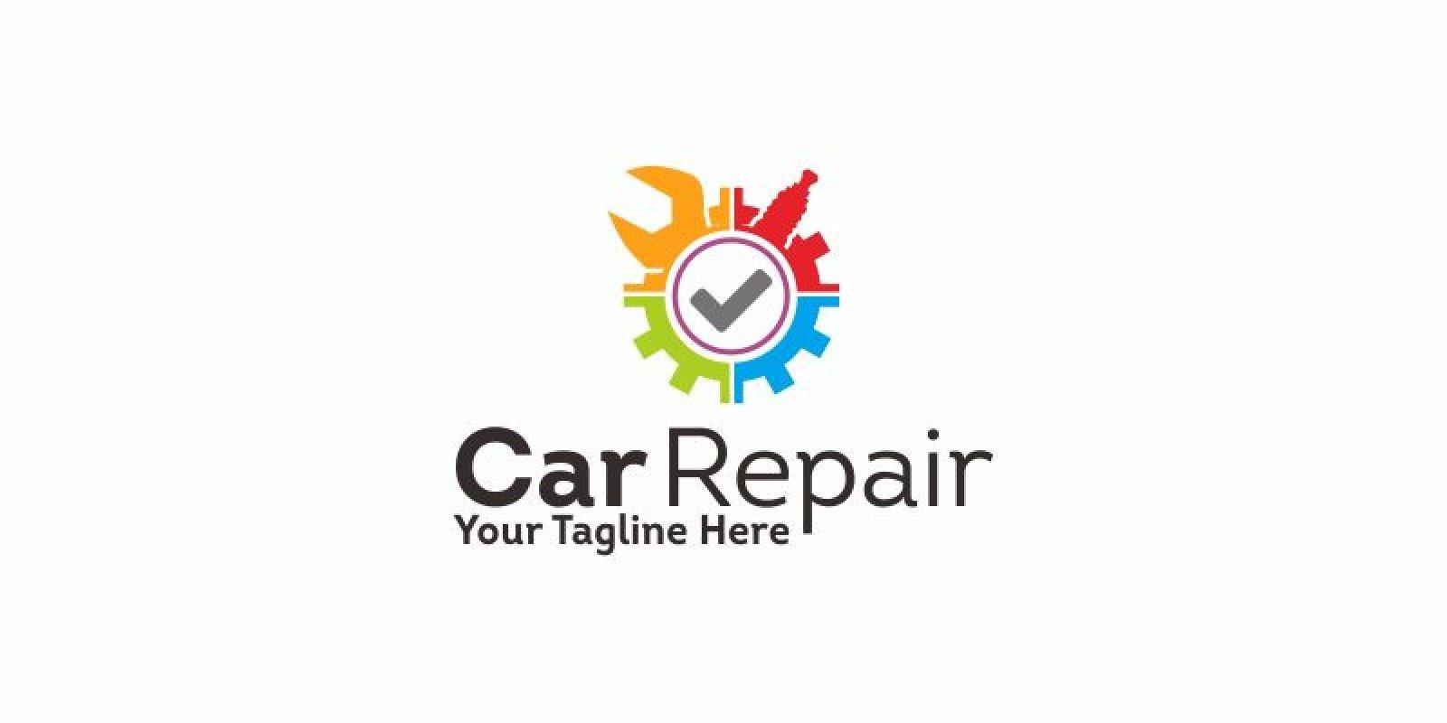 Auto Repair Logo Templates Car Repair Logo Template