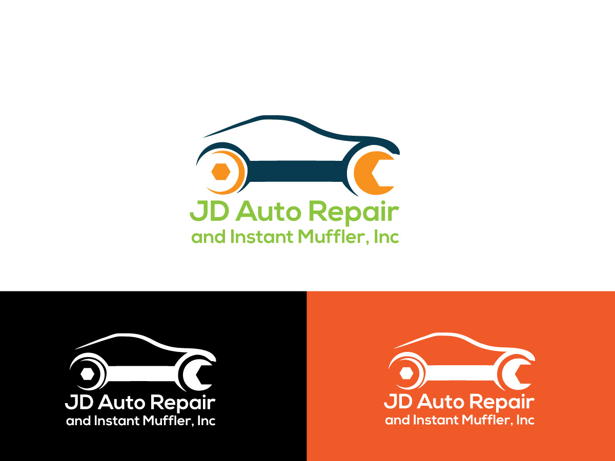 Auto Repair Logo Templates Elegant Playful Shop Logo Design for A Pany by Anyl