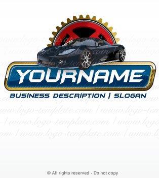 Auto Repair Logo Templates Logo Garage Automotive