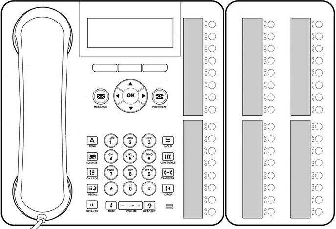 Avaya Phone Labels Word Template Avaya Phone button Templates Templates Resume Examples