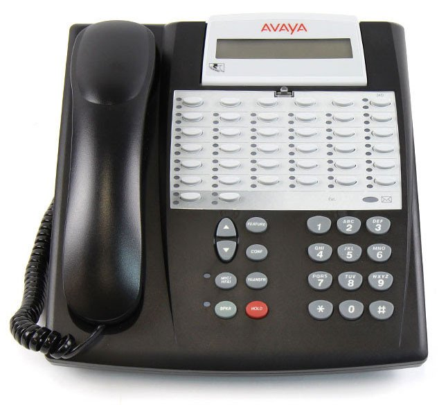 Avaya Phone Labels Word Template Partner 34d Series 2 Telephone