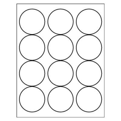 Avery 2 Round Label Template 2 Round Label Template 20 Per Sheet Template Avery 5294