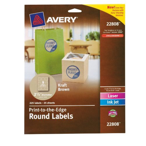Avery 2 Round Label Template Avery 2 5 Inch Round Labels Frompo
