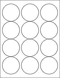 Avery 2 Round Label Template Circles Mason Jar Lids and Cheap Labels On Pinterest