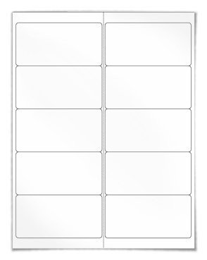 Avery 8162 Template for Word Labels Cross Reference Chart for Label Sizes Found In