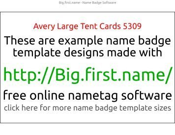 Avery Name Badges Template 5395 Badge Template Similar to Avery 5395 8395