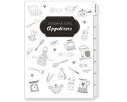 Avery Recipe Card Template Avery Design & Print Line Recipe Binder Templates