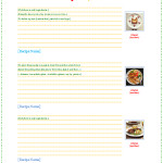 Avery Recipe Card Template Avery Templates Microsoft Word Templates