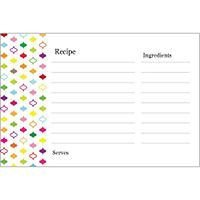 Avery Recipe Card Template Free Printable Christmas Recipe Cards