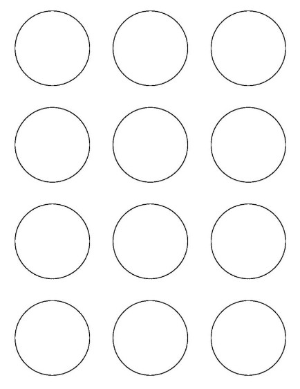 Avery Round Label Template O Christmas Tree O Christmas Tree Gift Tags the Birch