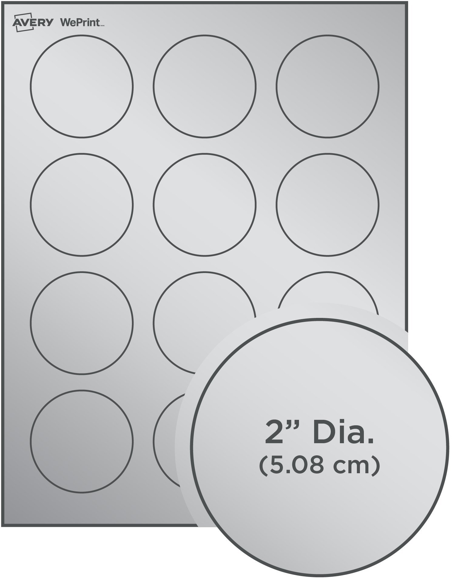 Avery Round Label Template Round Labels