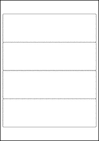 Avery Spine Label Template 200mm X 60mm Blank Label Template Microsoft Word Eu
