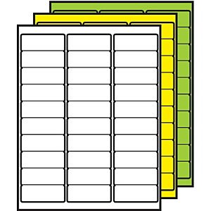 Avery Spine Label Template Labels and Protectors