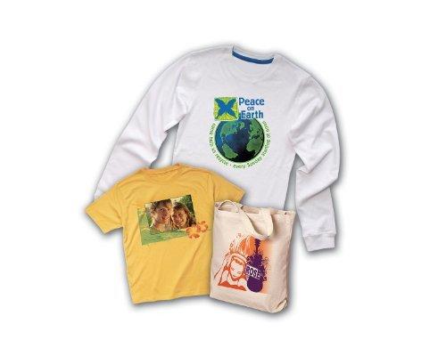 Avery T Shirt Template Avery T Shirt Transfers for Inkjet Printers 8 5 X 11