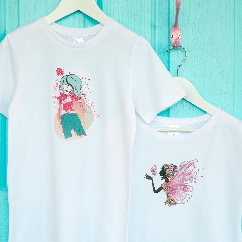 Avery T Shirt Template White Coloured T Shirt Transfer
