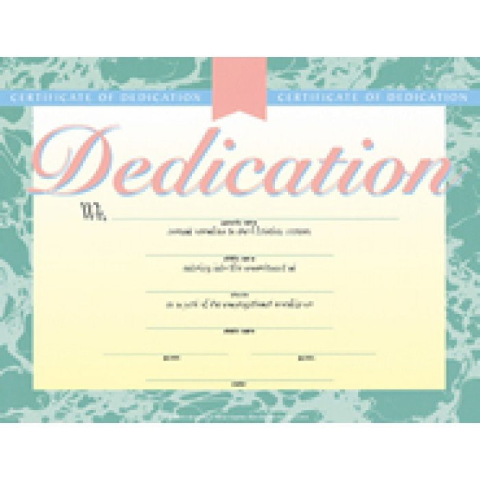 Baby Dedication Certificate Templates Baby Dedication Certificate Green Border