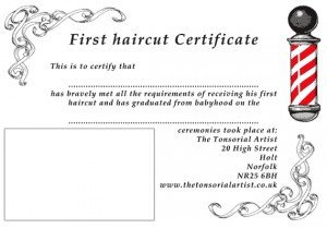 Baby First Haircut Certificate First Haircut Quotes Quotesgram