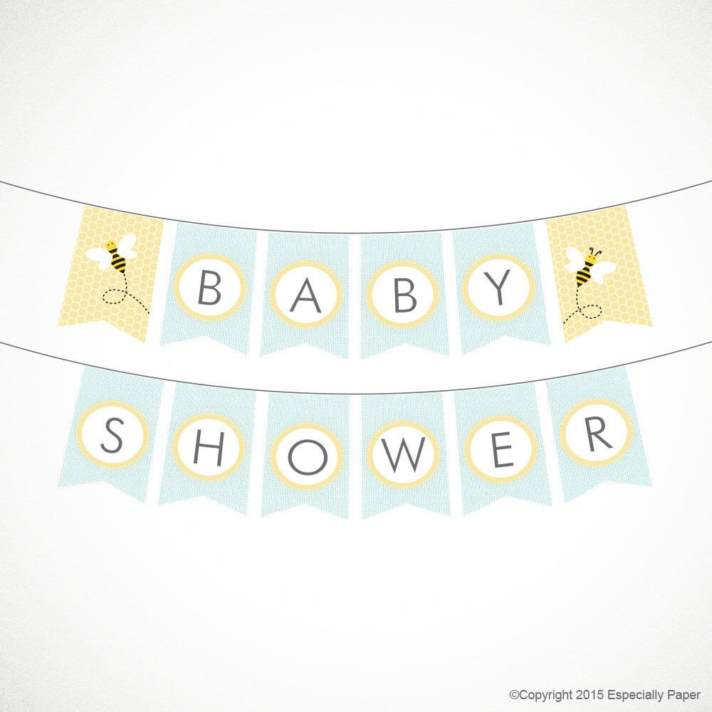Baby Shower Banner Templates Lots Of Baby Shower Banner Ideas Decorations