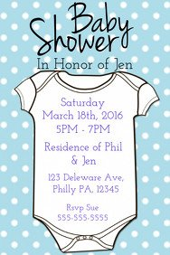 Baby Shower Flyers Template Customizable Design Templates for Baby Shower
