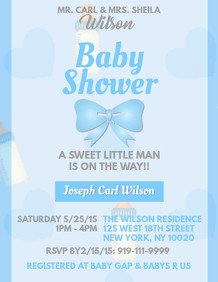 Baby Shower Flyers Template Customize 270 Babysitting Flyer Templates