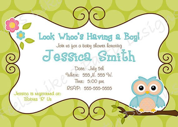 Baby Shower Flyers Template Free Printable Baby Shower Flyers Template