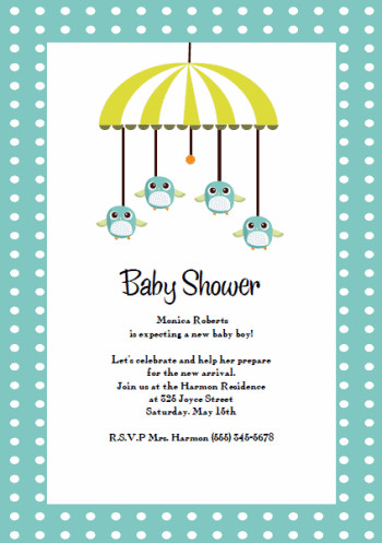 Baby Shower Invitation Template Printable Baby Shower Invitation Templates Baby Birdy Mobile