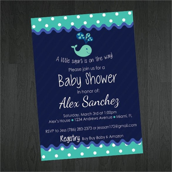 Baby Shower Invitations Templates Editable 25 Sample Printable Baby Shower Invitation Templates