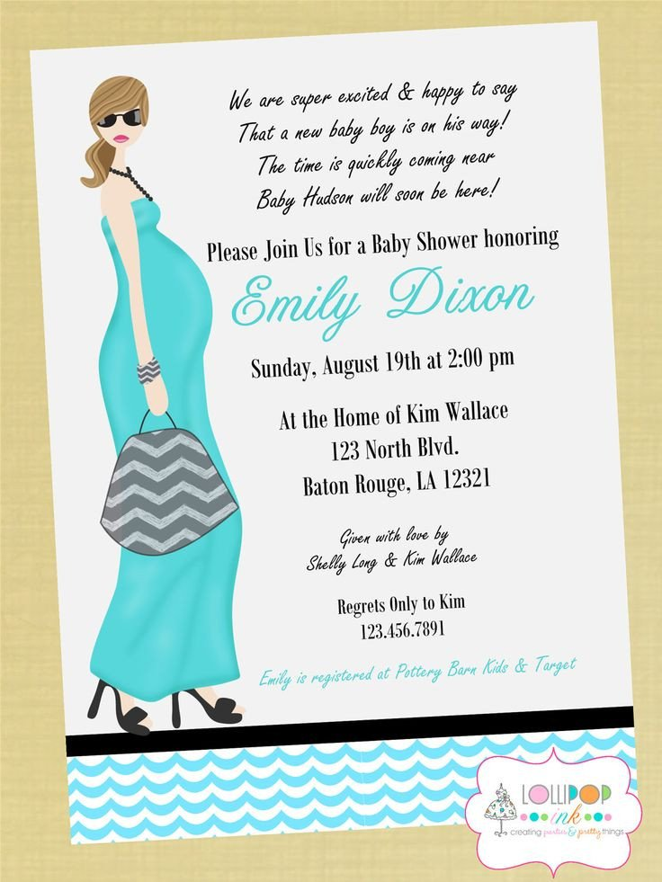 Baby Shower Invite Templates 10 Best Images About Simple Design Baby Shower Invitations