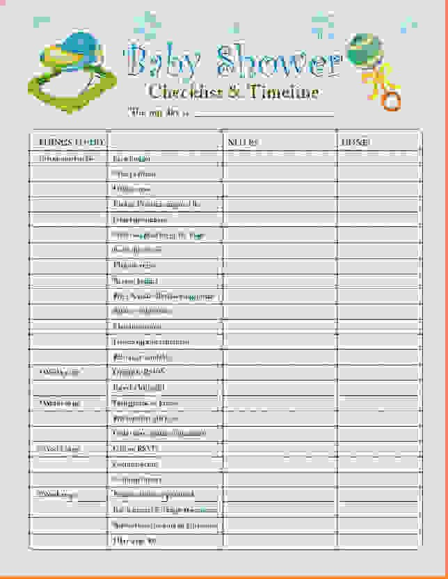 Baby Shower Planner Template Index Of Cdn 1 1993 201