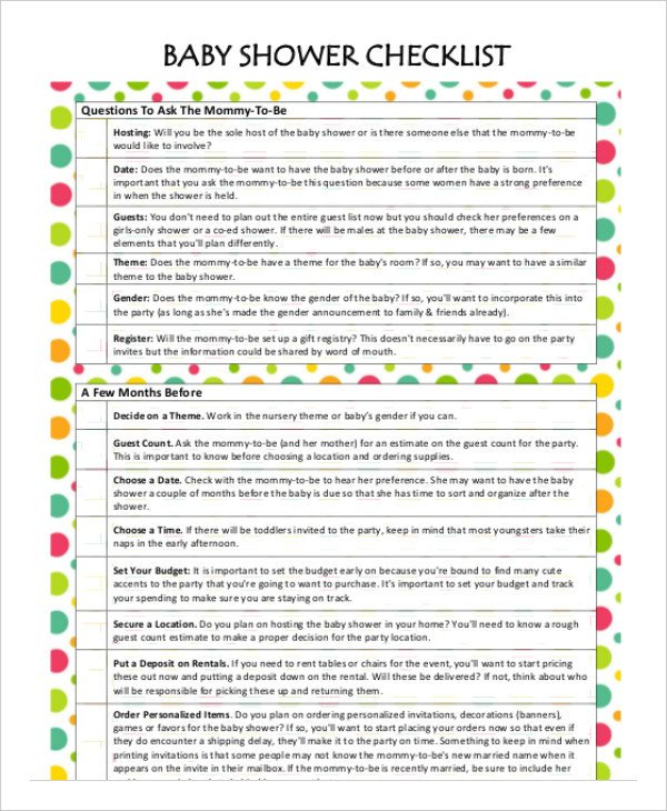 Baby Shower Planning Template Bathroom Baby Driverlayer Search Engine