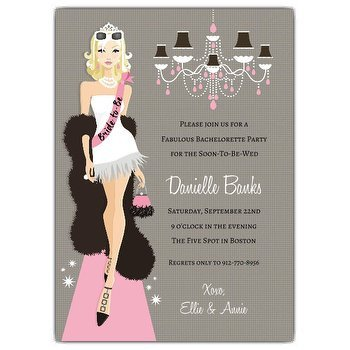 Bachelorette Party Invitation Templates Bachelorette Invitation Wording
