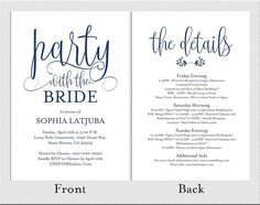 Bachelorette Party Itinerary Template Bachelorette Party Itinerary Template Google Search