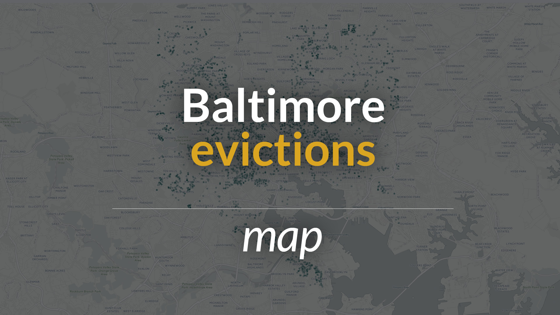 Baltimore City Eviction Notice form Baltimore City Evictions April to October 2016 Baltimore Sun