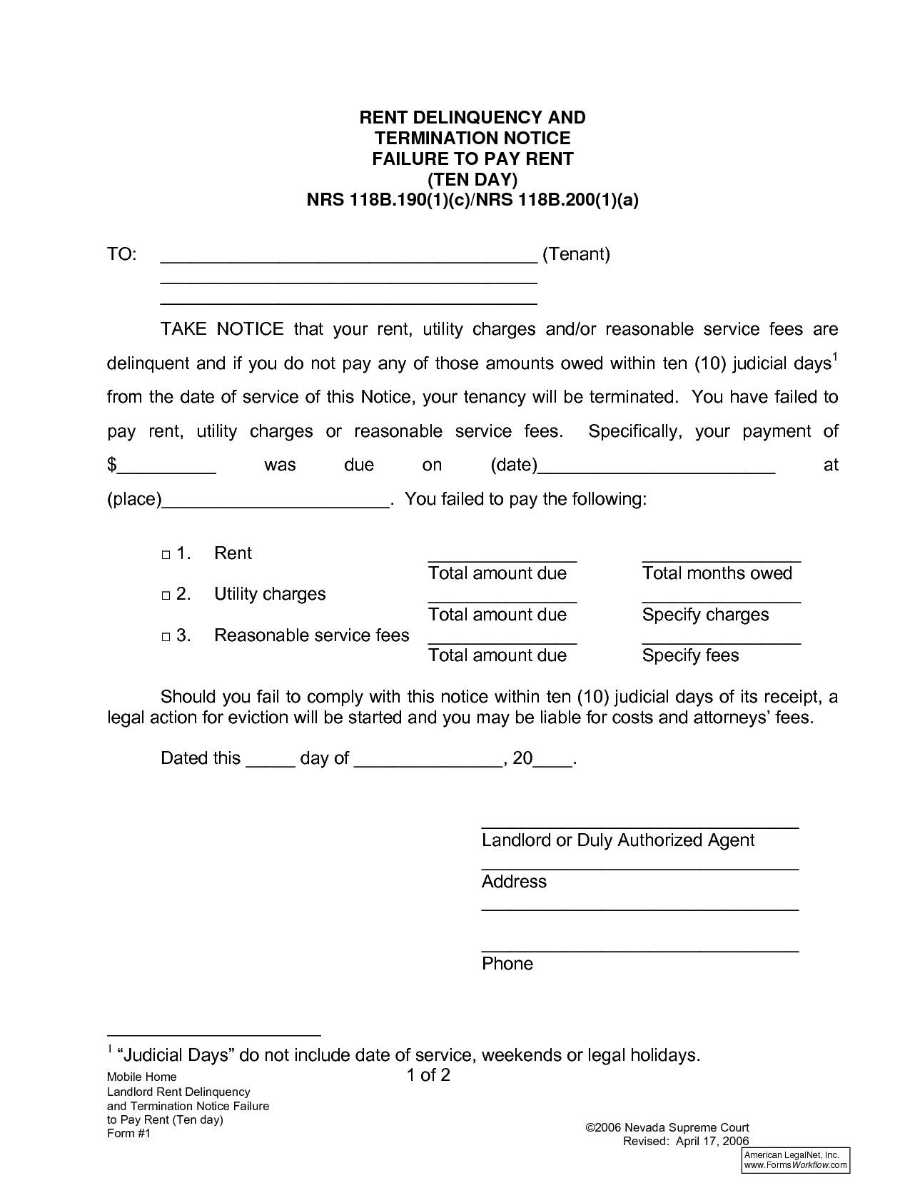 Baltimore City Eviction Notice form Notice Template Category Page 9 Efoza