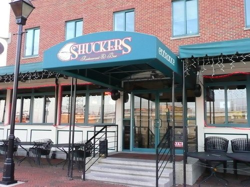 Baltimore City Eviction Notice form Shuckers Slapped with Eviction Notice Massive Back Rent