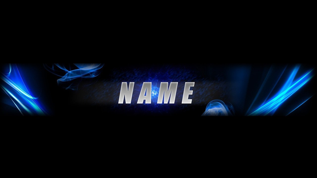 Banner Template No Text Free Youtube Banner Template 2017 No Text