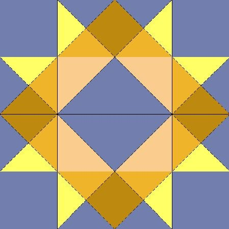Barn Star Template Quilt Blocks Quilt Block Patterns and Quilt On Pinterest