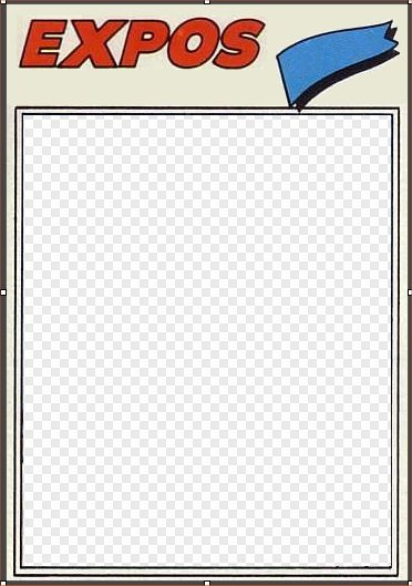 Baseball Card Template Free 12 topps Baseball Card Template Shop Psd