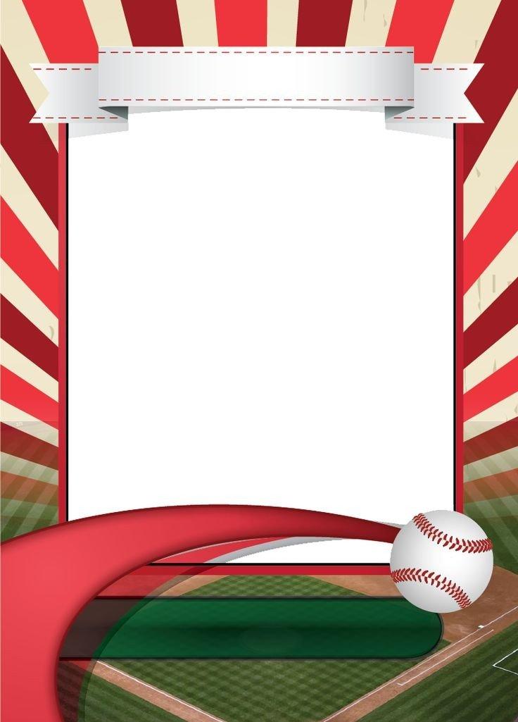 Baseball Card Template Free Baseball Card Template